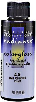 4A Light Ash Brown Demi Permanent Hair Color