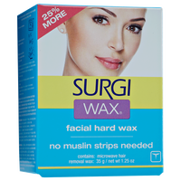 Surgi-Wax Hair Removal For Face