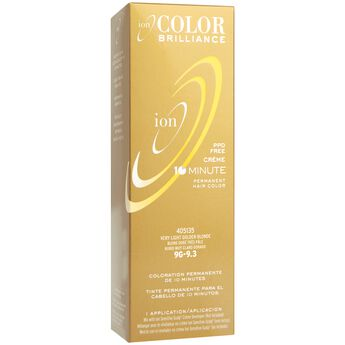 9G Very Light Gold Blonde Permanent Creme Hair Color