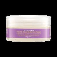 Lavender White Clay Edge Custard