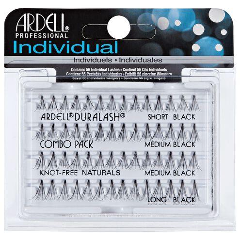 Individual Combo Black Lashes