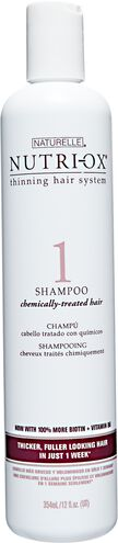 Chemically Treated Hair Shampoo