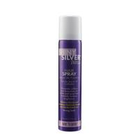 Shiny Silver Hair Spray