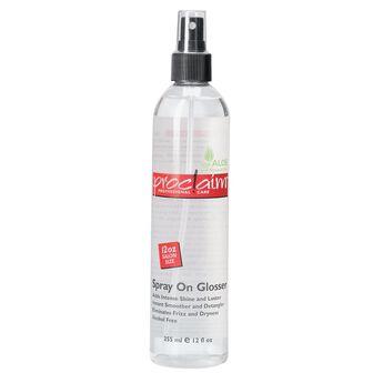 Spray On Glosser