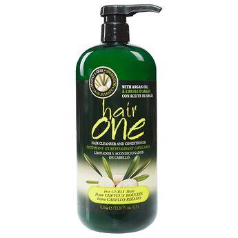 Argan Oil Hair Cleanser Conditioner