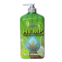 Hemp Coconut Lime Body Moisturizing Lotion
