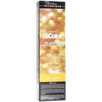 HiColor Shimmering Gold Permanent Creme Hair Color