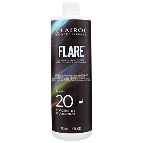 FLARE Premium 20 Volume Cream Developer