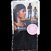Black Edge Active Wear Headband