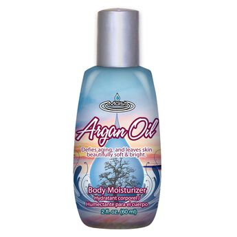 Hemp Argan Oil Body Moisturizing Lotion