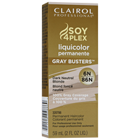 6N/86N Dark Neutral Blonde LiquiColor Permanent Hair Color