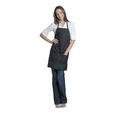 Salon Stylist Apron Black