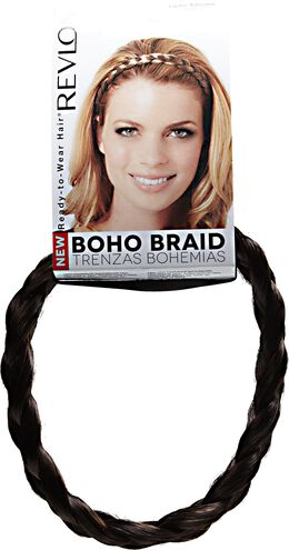 Dark Brown Boho Braid