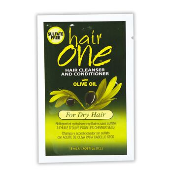 Olive Oil Cleansing Conditioner Packette