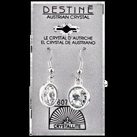 Destine Rivoli Dangle Earrings