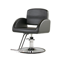 Ashley Black Styling Chair