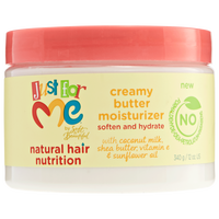 Natural Hair Nutrition Creamy Butter Moisturizer