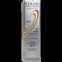 Intensive Shine 4N Medium Natural Brown Demi Permanent Creme Hair Color