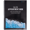 Four Column Salon Appointment Pad