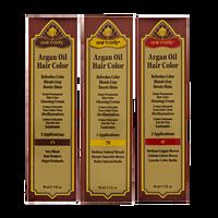 Argan Oil Demi Permanent Hair Color Glossing Cream
