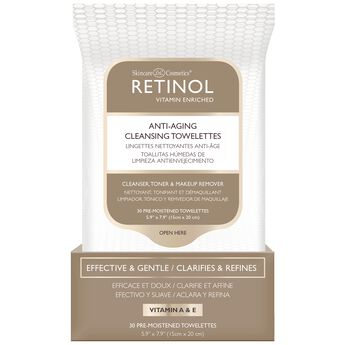 Anti-Aging Cleansing Towelettes