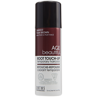 Darkest Plum Brown Root Touch Up Sprays Temporary Hair Color
