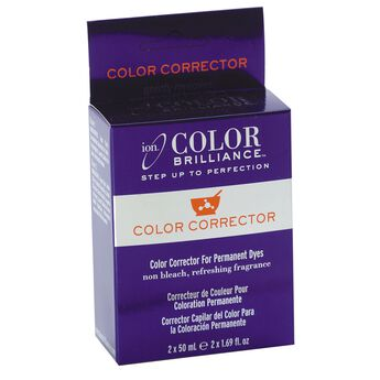 Permanent Hair Color Corrector