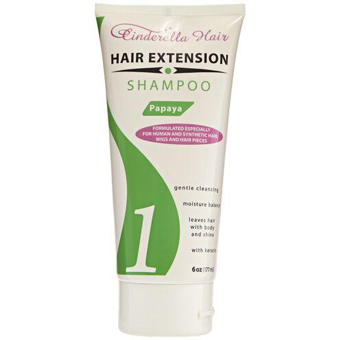 cinderella hair extension shampoo papaya. Black Bedroom Furniture Sets. Home Design Ideas
