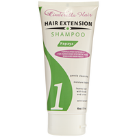 Papaya Hair Extension Shampoo