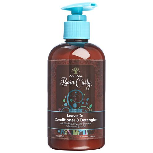 Born Curly Leave In Conditioner & Detangler