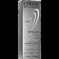 Gunmetal Gray Temporary Liquid Hair Makeup