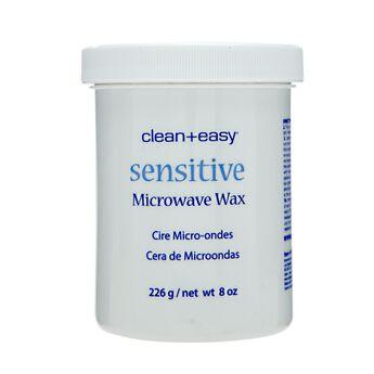 Sensitive Microwave Wax