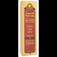 5T Light Tobacco Brown Argan Oil Permanent Cream Hair Color