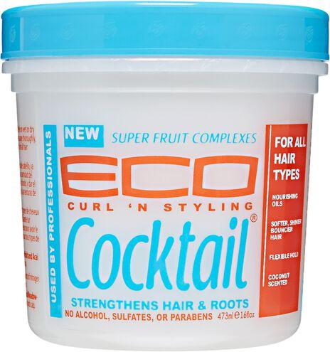 Natural Curling Cocktail