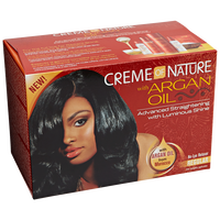 No Lye Argan Oil Relaxer Kit
