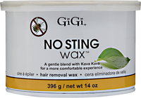 No Sting Wax