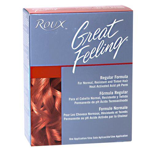 Great Feeling Regular Perm