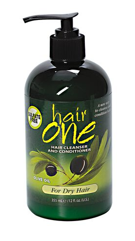 Olive Oil Cleansing Conditioner