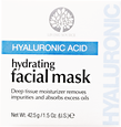 Hyaluronic Acid Hydrating Facial Mask
