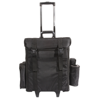 Medium Nylon Trolley Case