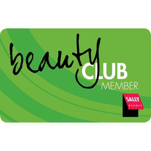 Beauty Club Card Renewal