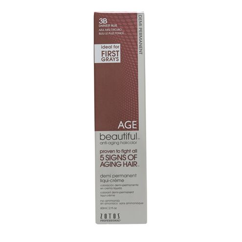 AGEbeautiful AntiAging Demi Permanent Liqui Creme Hair Color