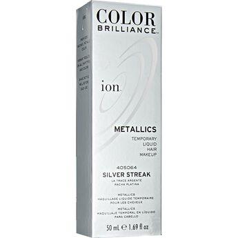 Silver Streak Temporary Liquid Hair Makeup