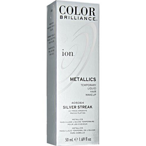 Metallics Temporary Liquid Hair Makeup