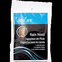 Full Visor Rain Hood