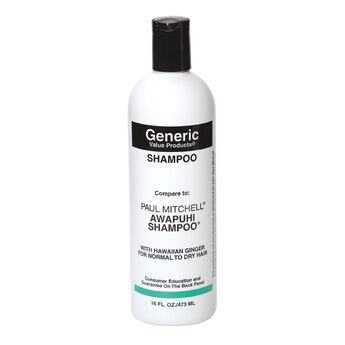 GVP Generic Value Products Awapuhi Shampoo