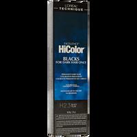 H23 Black Plum HiColor Permanent Hair Color