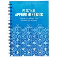 Personal Appointment Book Planner