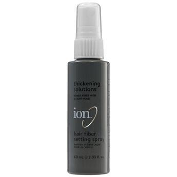 Hair Building Fiber Setting Spray