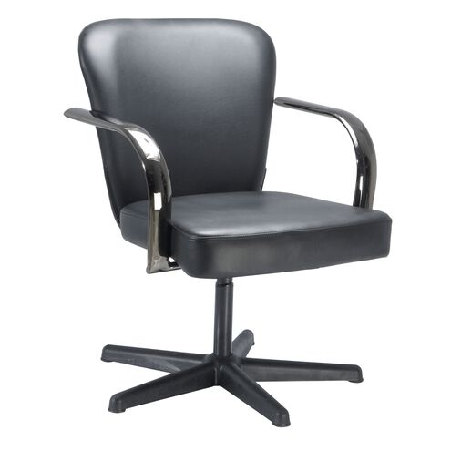 Chromium Cr24-30 Shampoo Chair Black